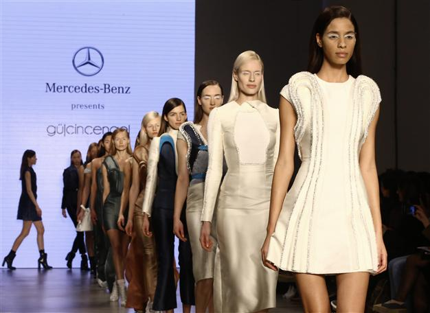 Mercedes Benz Fashion Week Istanbul