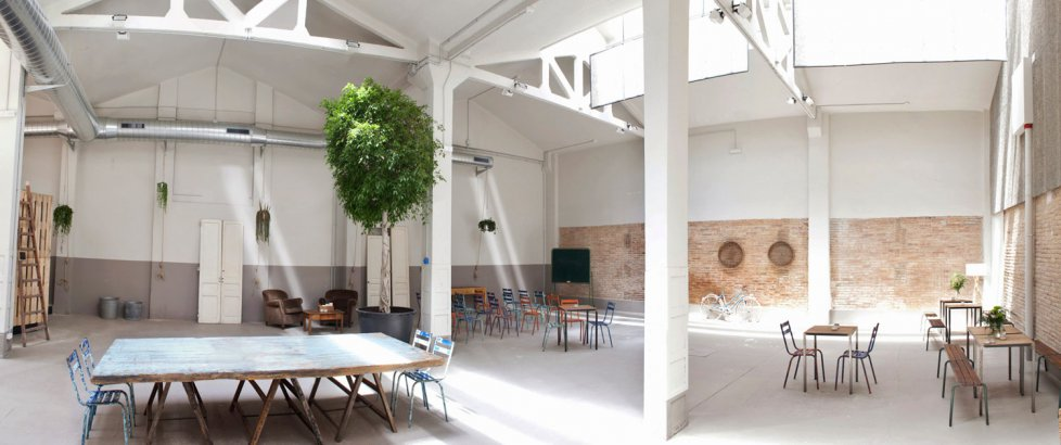 Industrial Style Space2