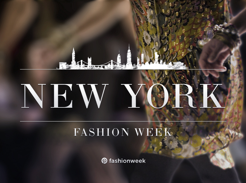 Women S New York Fashion Week 2017 Capture Models