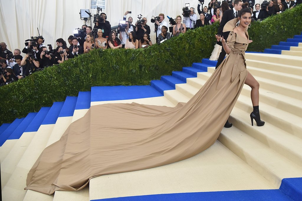 Extravaganza and Elegance at the Met Gala