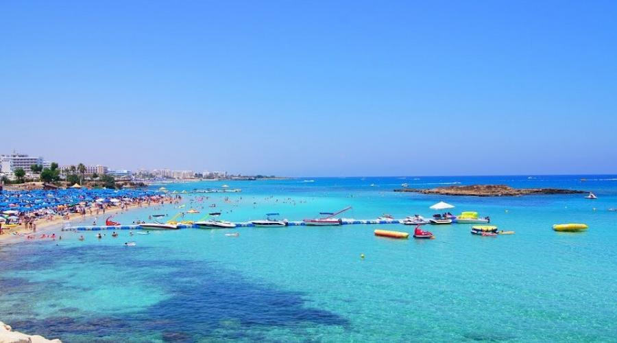 Fig Tree Bay beaches in Europe