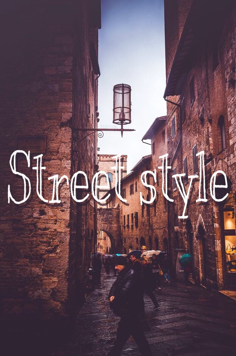 Barcelona's Street Style