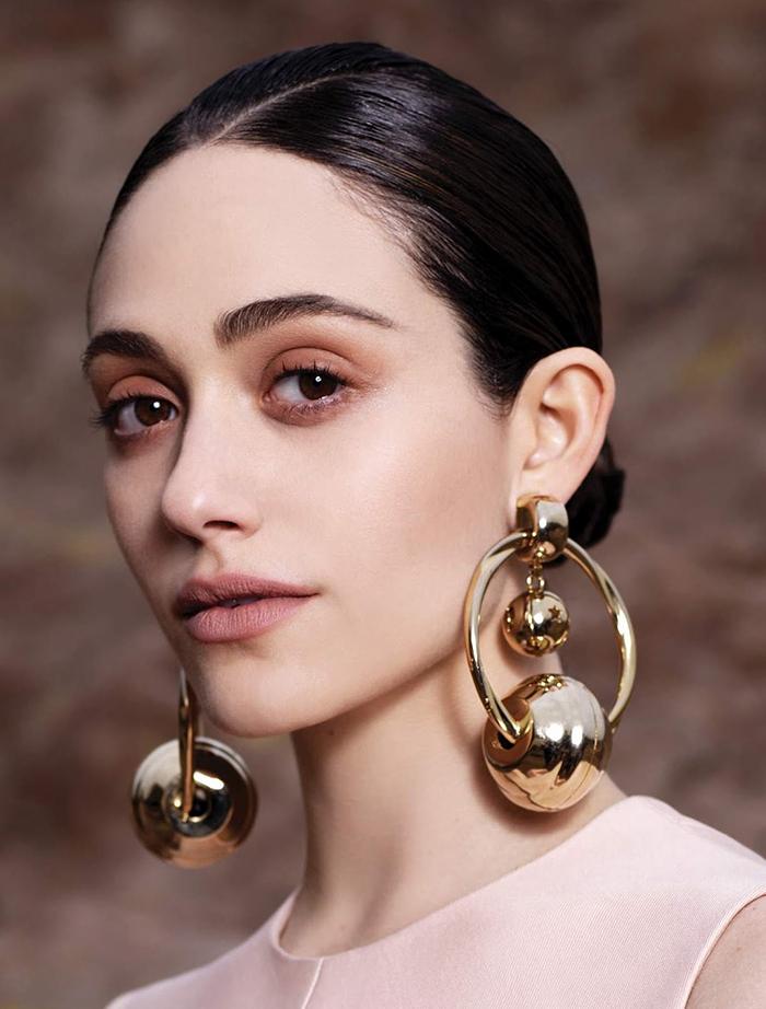 Oversized Earrings- Think Bold