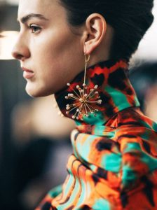 Oversized Earrings- Think Bold