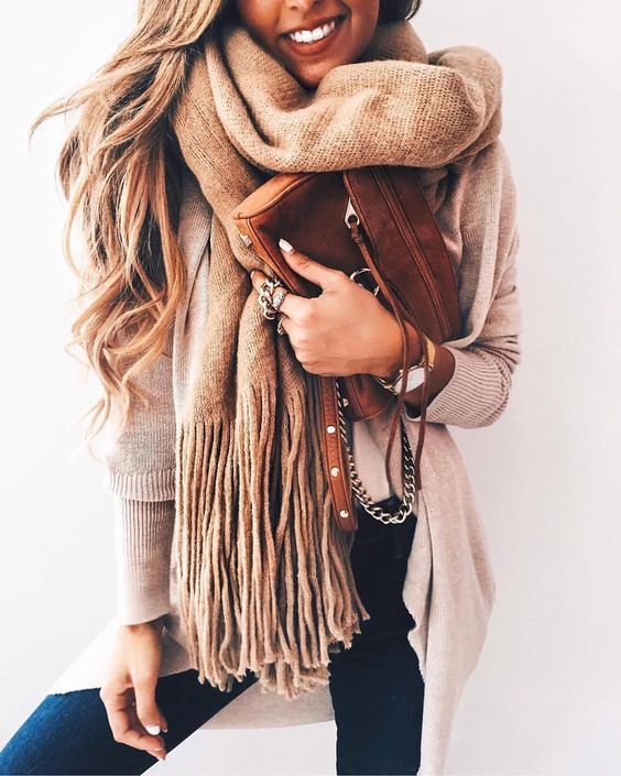 How to be warm and stylish