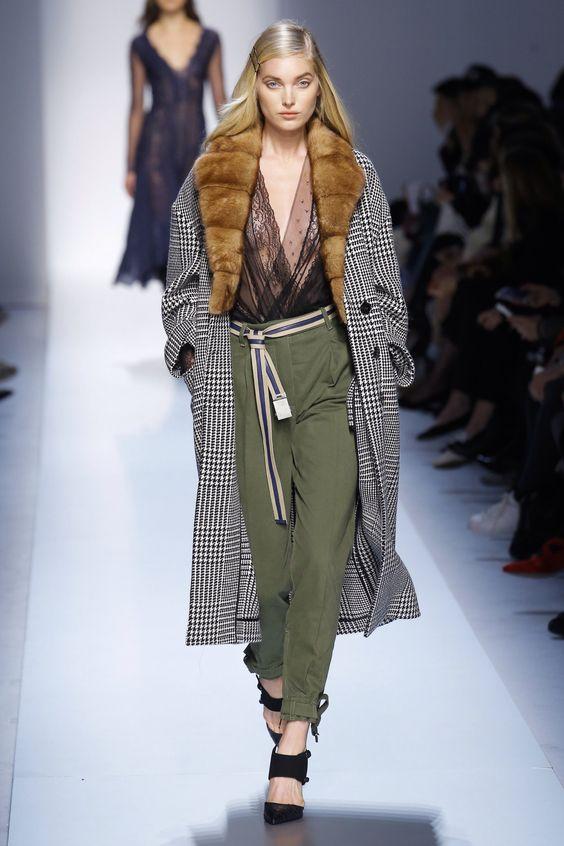Coats trends 2017-2018