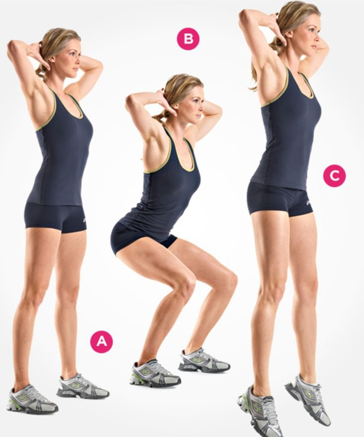 10 Exercises You Need To Get In Shape