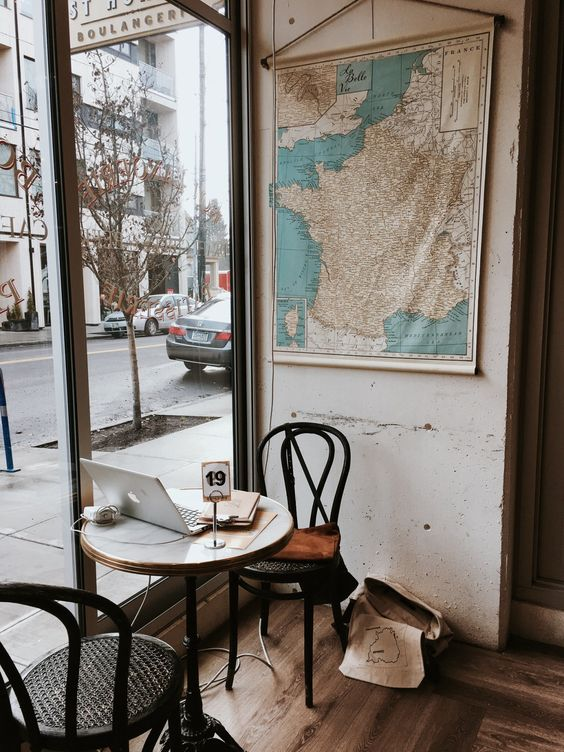 Cafés in Barcelona that will make you want to study