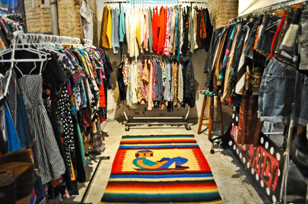 Best vintage shops in Barcelona