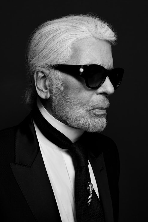 Quotes to remember from Karl Lagerfeld