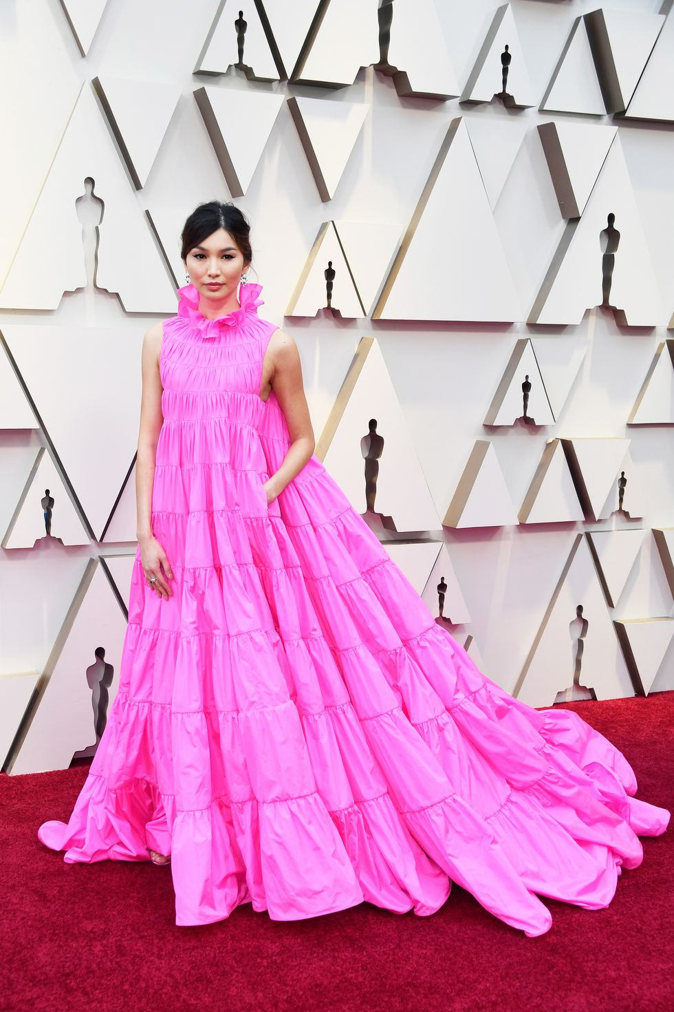 Oscars 2019: Hollywood thinks pink