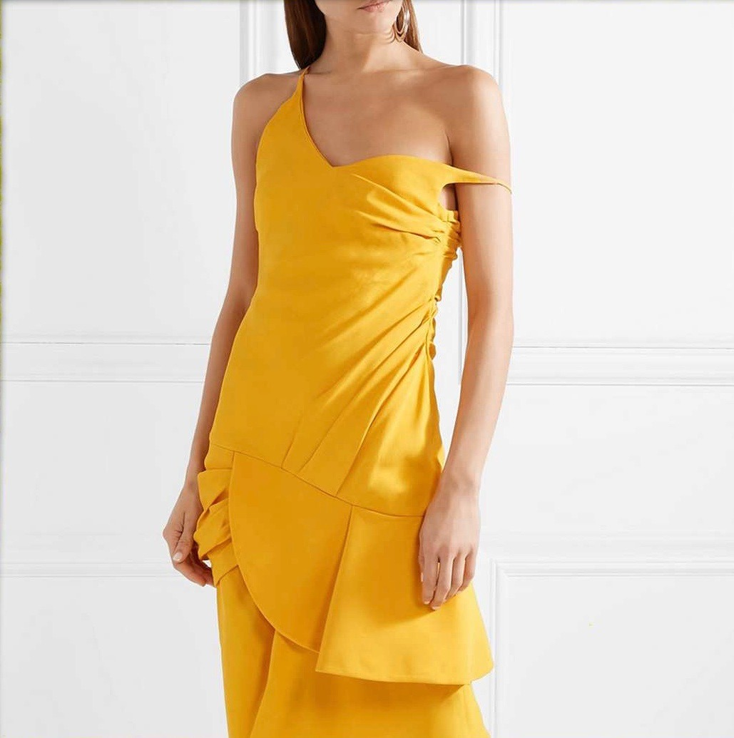 Spring 2019: the trend is Yellow